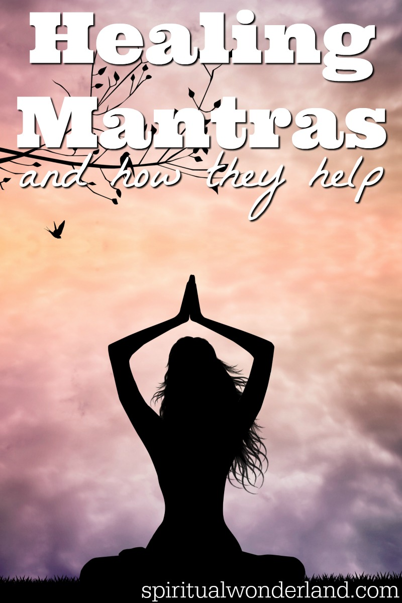 If you're looking for ways to expand your meditation practice, try adding healing mantras to your spiritual life. These affirmations are words or thoughts you repeat that can be used for stress, to enhance health and bring a sense of peace and wellbeing.
